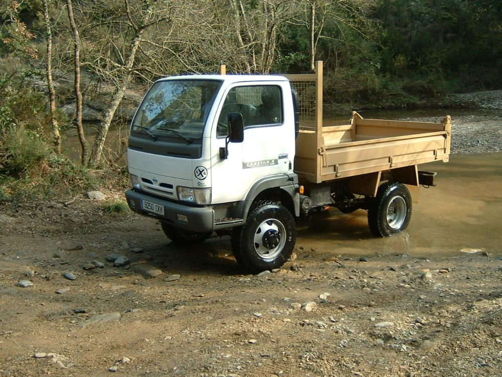 camion nissan nt400